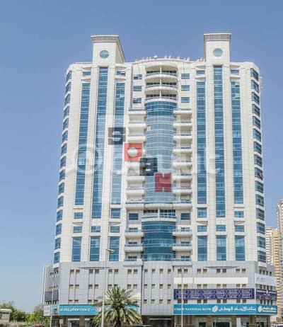 Spacious  3 Bedroom apartment available for  rent in SOBH Ajman Bldg. 4