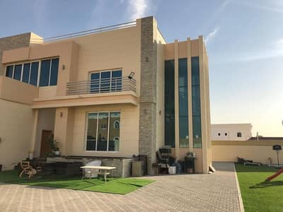 4 Bedroom Villa for Rent in Al Rahmaniya, Sharjah - Unfurnished Modern 4 Bedroom Villa in Al Rahmania 6 Sharjah