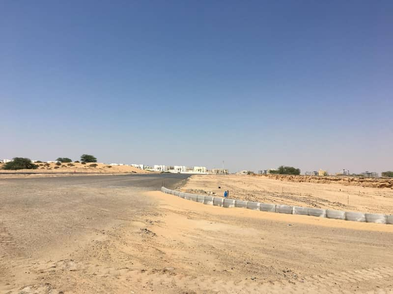 INSTALLMENT WITH NO COMISSION! full free hold Cheapest Price of land for sale in Al Aaliah