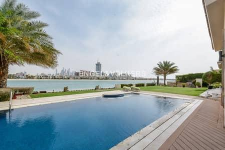 فیلا 6 غرفة نوم للبيع في نخلة جميرا، دبي - High Number|Well Maintained|Lavish Villa
