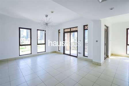 3 Bedroom Flat for Rent in Old Town, Dubai - Biggest Layout | Study + Maid | Vacant | Repaint