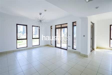 فلیٹ 3 غرفة نوم للايجار في المدينة القديمة، دبي - Biggest Layout | Study + Maid | Vacant | Repaint
