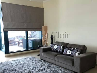 2 Bedroom Apartment for Rent in Jumeirah Lake Towers (JLT), Dubai - Elegantly Fully Furnished 2 Beds | Near Metro