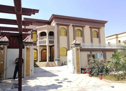 5 Bedroom Villa for Sale in Al Mowaihat, Ajman - 6500 SQFT Fully Upgraded 5 Bedroom Signature Villa For Sale In Front Of Park & Mosque