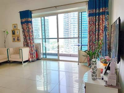 2 Bedroom Flat for Rent in Jumeirah Lake Towers (JLT), Dubai - Amazing 2 Bedroom + Balcony |Lake View| V3 Tower | JLT | For Rent