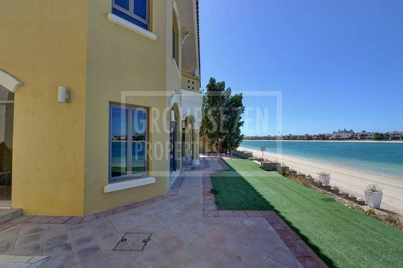 2 4 Beds Villa for Rent in Palm Jumeirah