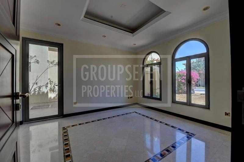 11 4 Beds Villa for Rent in Palm Jumeirah