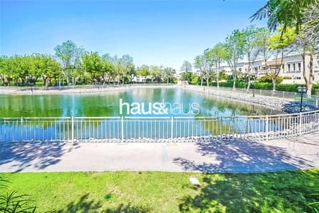 2 Bedroom Villa for Rent in The Springs, Dubai - Lake Views    Springs 6 Type 4M    Call Isabella