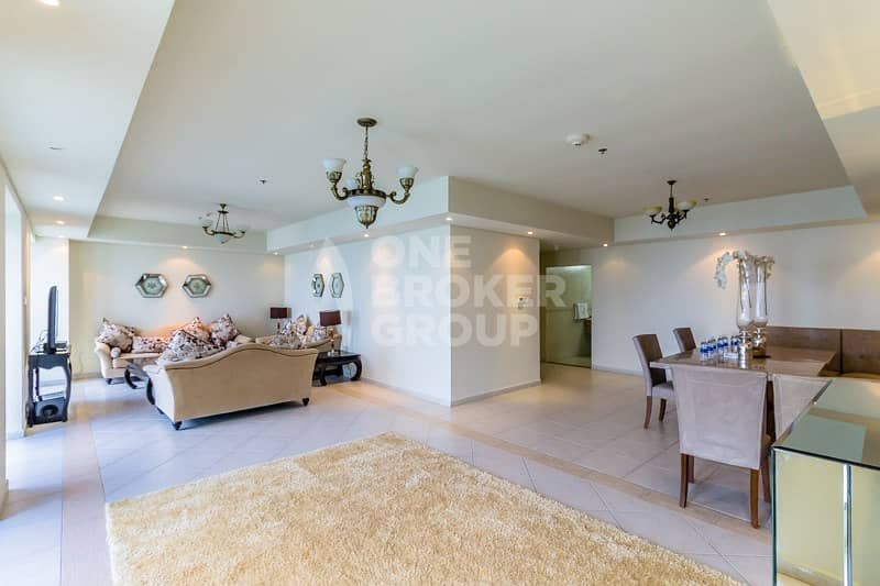 2 Lowest Price|Breathtaking Sea View|4 Bed