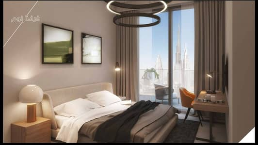 Studio for Sale in Downtown Dubai, Dubai - STUDIO - burj khalifa view fully furnished