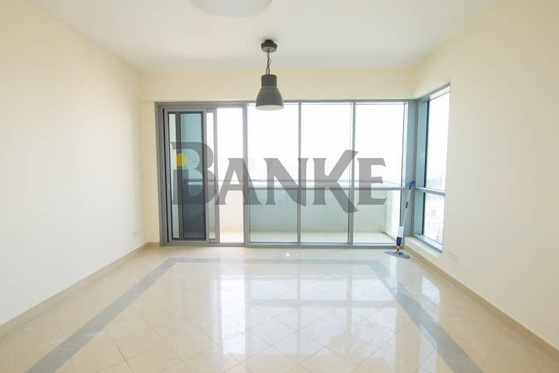 2 Vacant 1 BR in Golf Towers | Full Canal View
