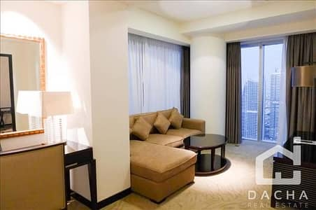 1 Bedroom Flat for Rent in Dubai Marina, Dubai - DEWA & Internet Free / Best offer!
