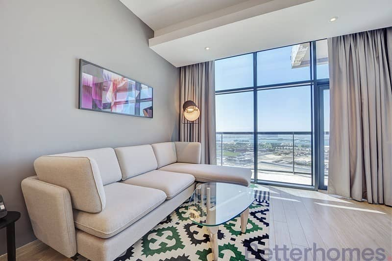 Furnished 1 Bedroom | Chiller Free | ONE MONTH FREE