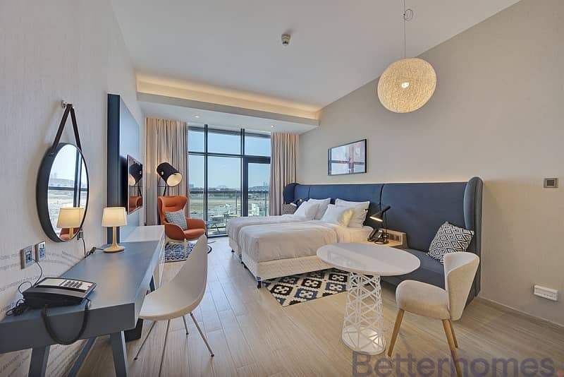 2 Furnished Studio | Chiller Free | ONE MONTH FREE