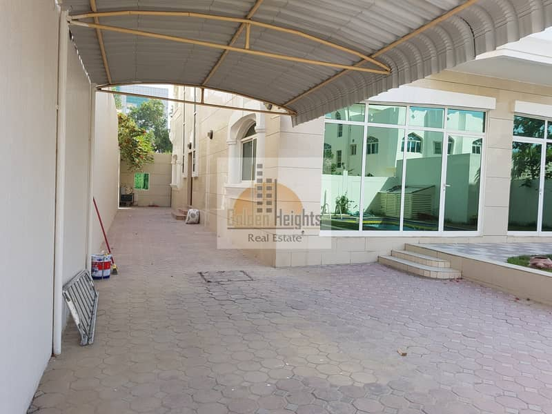 25 Beautiful 4bhk Duplex Villa With Pool Available in Al Fisht Area