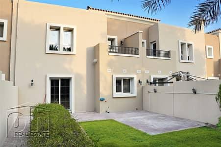 فیلا 3 غرفة نوم للبيع في المرابع العربية، دبي - Single Row-Vacant-Upgraded-3 Bed Plus Study
