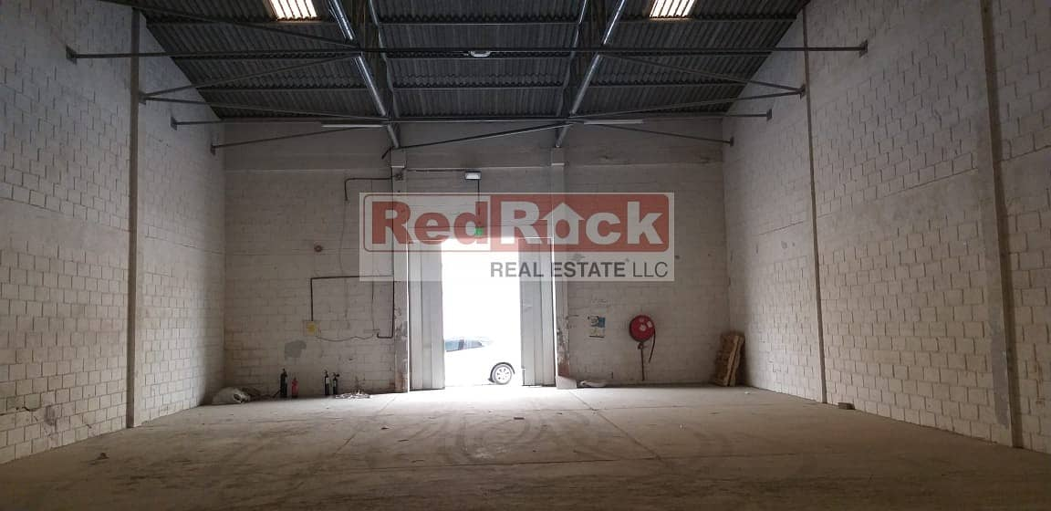 Tax Free 2870Sqft Warehouse at 88k In Ras AL Khor