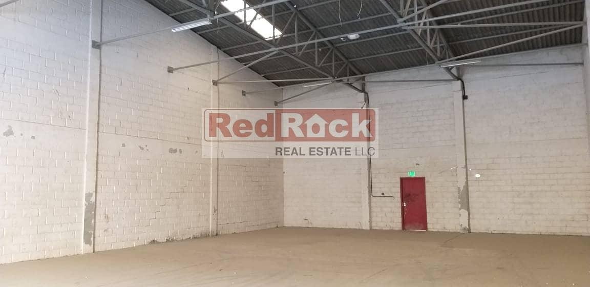 2 Tax Free 2870Sqft Warehouse at 88k In Ras AL Khor