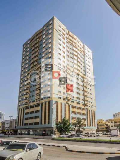 1 Bedroom Flat for Rent in Al Rashidiya, Ajman - 1 Bedroom Hall for rent in SOBH Ajman Bldg. 6