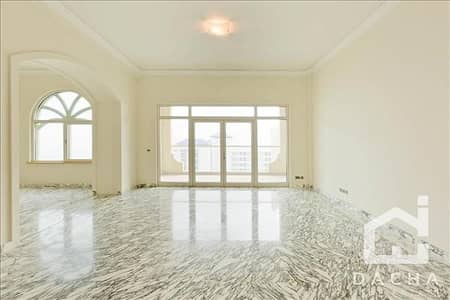 4 Bedroom Flat for Sale in Palm Jumeirah, Dubai - Stunning Penthouse / Vacant / G Type