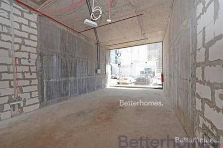 Shop for Sale in Jumeirah Lake Towers (JLT), Dubai - Shell & Core | Main Road |For Sale
