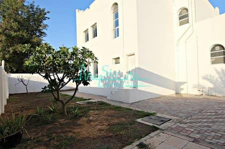 فیلا 5 غرفة نوم للايجار في أم الشيف، دبي - 1 MONTH FREE! LOVELY 5 BED+M VILLA WITH A LARGE GARDEN IN UMM AL SHEIF