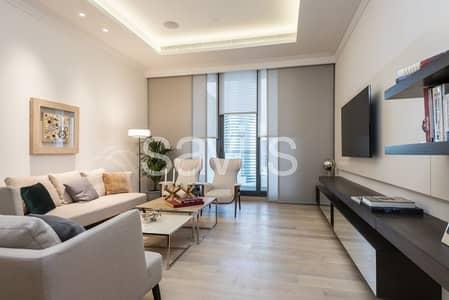 4 Bedroom Flat for Rent in Downtown Dubai, Dubai - Contemporary Full-floor Private Residence