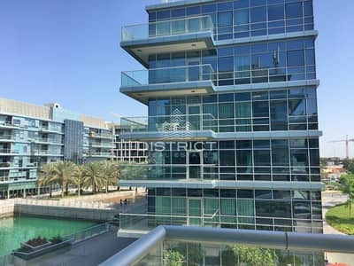 Studio for Rent in Al Bateen, Abu Dhabi - Call Now Posh Studio in Marasy Al Bateen