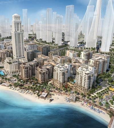 2 Bedroom Flat for Sale in The Lagoons, Dubai - Direct Beach Access | Bayshore at Creek Beach
