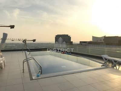 فلیٹ 2 غرفة نوم للبيع في دانة أبوظبي، أبوظبي - Luxury 2 BR Apartment in Guardian Towers
