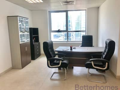 Office for Rent in Jumeirah Lake Towers (JLT), Dubai - Fully Furnished | Chiller Free | JLT 45K