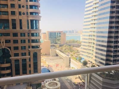 1 Bedroom Flat for Rent in Dubai Marina, Dubai - Partial Sea View 1Bedroom  | Chiller Free