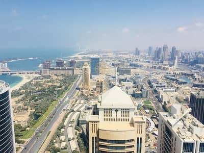 2 Bedroom Flat for Rent in Dubai Marina, Dubai - Huge 2 Bedroom | Sea View | Dubai Marina