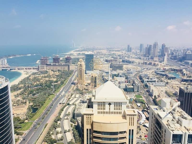 Huge 2 Bedroom   Sea View   Dubai Marina