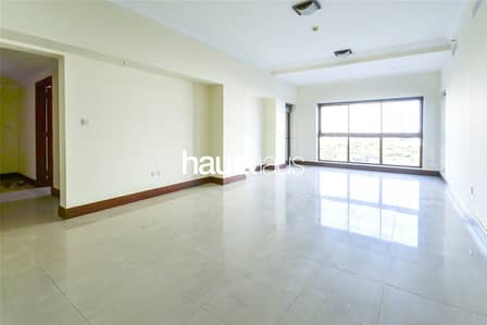3 Bedroom Apartment for Rent in Palm Jumeirah, Dubai - Park facing | 3BR + maids | Available to see now