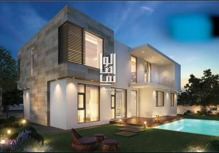 3 Bedroom Villa for Sale in Aljada, Sharjah - its your time  to invest | Offer easy payment plan...