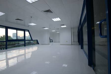 Office for Rent in Airport Street, Abu Dhabi - Spacious Office space available for lease!!