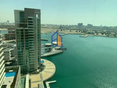 2 Bedroom Flat for Rent in Al Reem Island, Abu Dhabi - Vacant Now | Biggest 2BHK+Maids In Ocean Terrace