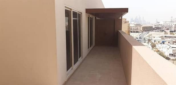 2 Bedroom Apartment for Rent in Jumeirah Village Circle (JVC), Dubai - Brand New-Chiller Free | Huge Terrace | Lowest Price