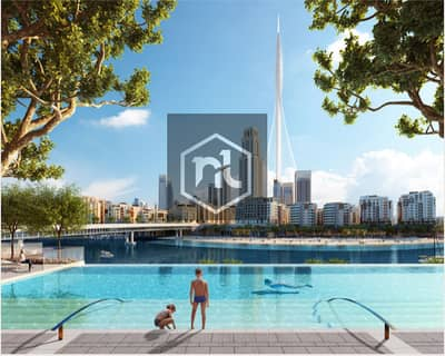 2 Bedroom Flat for Sale in The Lagoons, Dubai - Branded apartments flanking the award-winning Palace Hotel