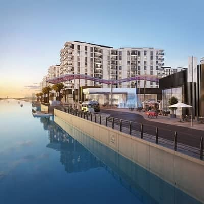 3 Bedroom Apartment for Sale in Yas Island, Abu Dhabi - *Full Canal View