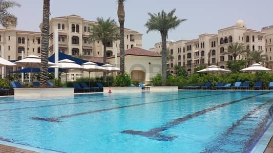 2 Bedroom Flat for Sale in Saadiyat Island, Abu Dhabi - 2 Master Bed in SBR w/ Maid's Room : Luxury Living