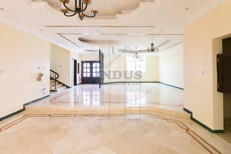 5 Bedroom Villa for Rent in Al Safa, Dubai - 5BHK+M Independent Villa for Rent | Private Swimming Pool