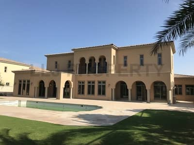فیلا 6 غرفة نوم للايجار في جزيرة السعديات، أبوظبي - Executive 6 bed villa with garden and private pool