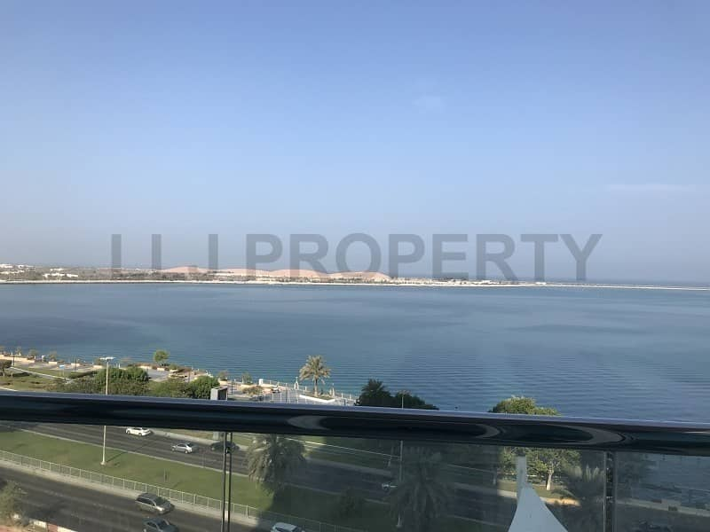 Luxury 2Bed *Brand New* Corniche Views: Tour Today