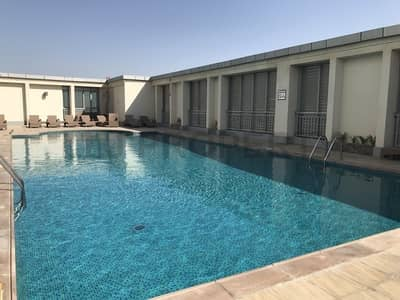 2 Bedroom Apartment for Rent in Danet Abu Dhabi, Abu Dhabi - Two Bedroom Apartment with Swimming Pool and Gym!!