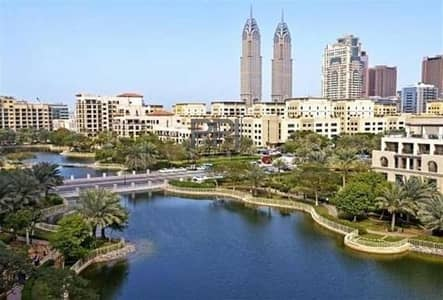 3 Bedroom Flat for Rent in The Views, Dubai - 3 Bedroom Apartment For Rent In G R Travo B at Al Thanyah 3