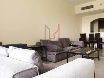 1 Bedroom Flat for Rent in Jumeirah Lake Towers (JLT), Dubai - Fully Funished 1BHK|Well Maintained JLT.