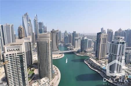 فلیٹ 3 غرفة نوم للايجار في دبي مارينا، دبي - Brand New  Marina View  Chiller Free