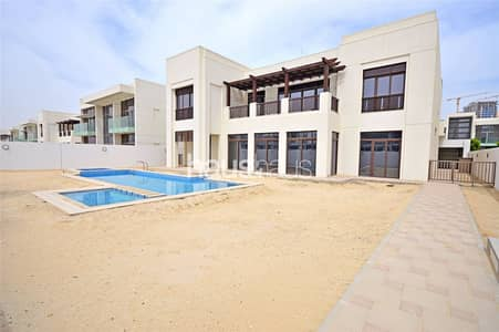6 Bedroom Villa for Rent in Mohammad Bin Rashid City, Dubai - Four Cheques | Available Now | Elevator